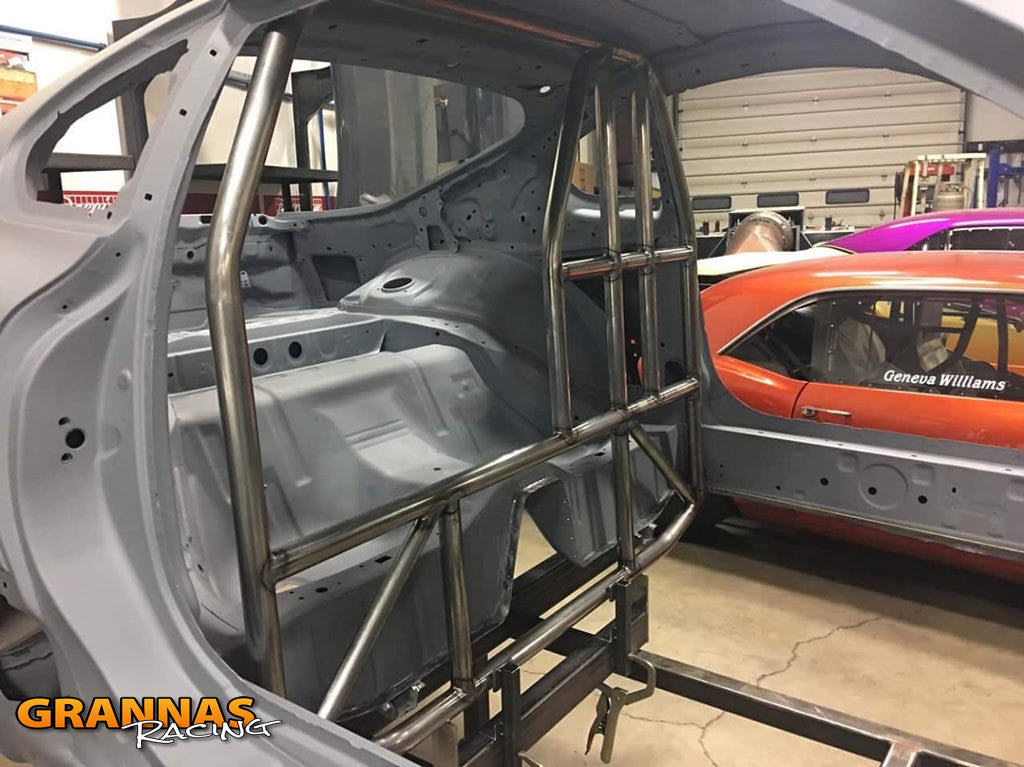 25.3 Supra chassis part one
