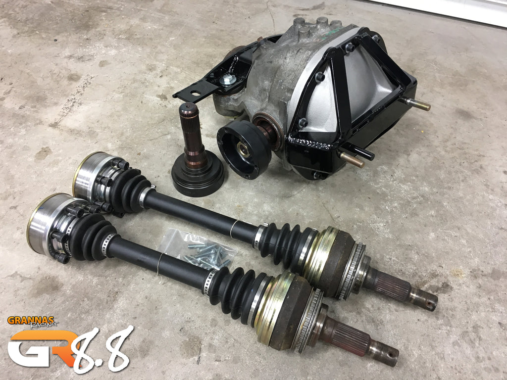 Grannas Racing 8.8 Rear Kit - Supra / SC300