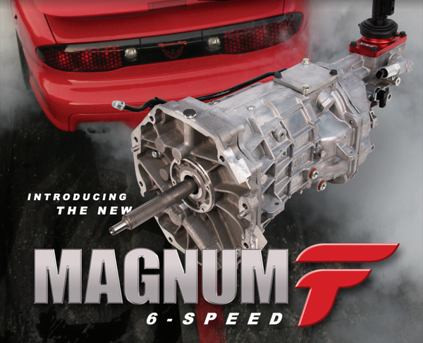 Tremec T56 Magnum-F is NOW AVAILABLE!! (The F is for Fbody)