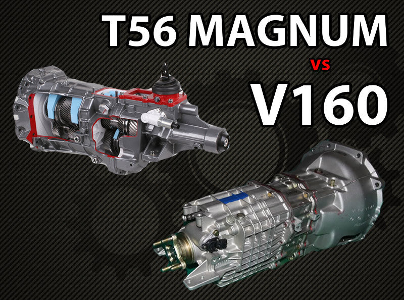 Why the T56 Magnum is better than the V160 and CD009