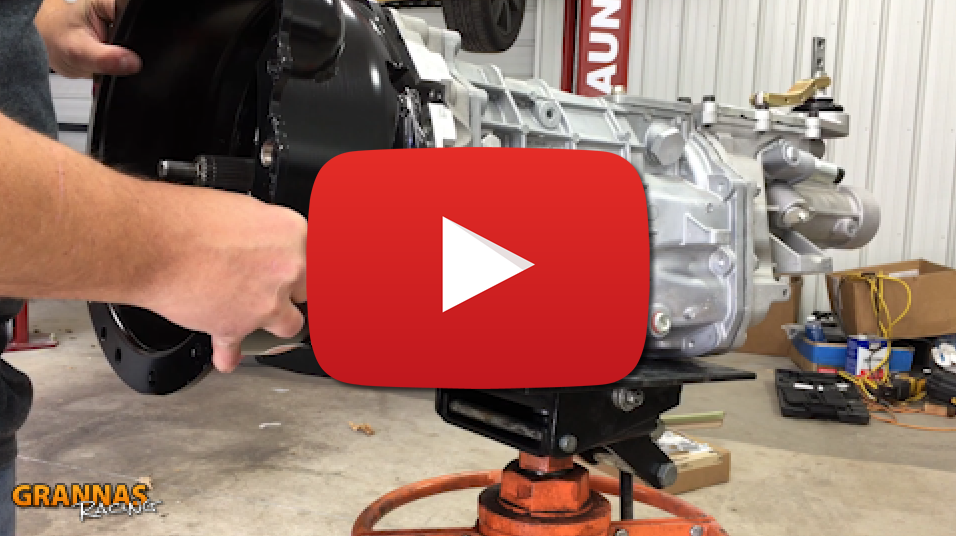 GR Series Transmission Install: Part 2 - Clutch and Hydraulic Bearing Air Gap
