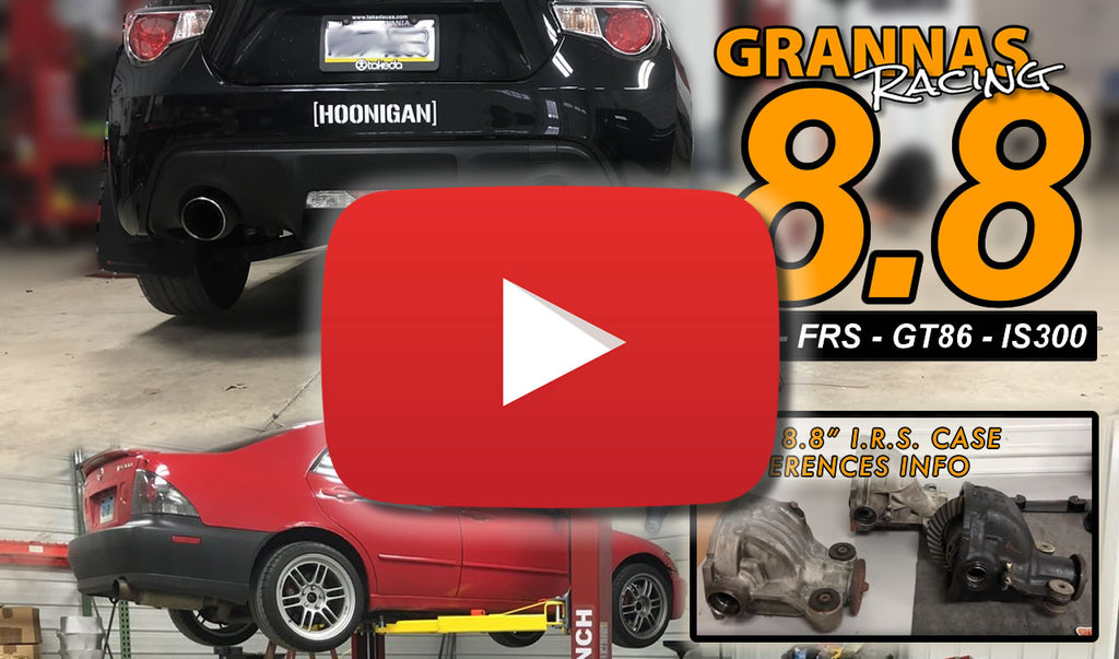 Grannas Racing Ford 8.8