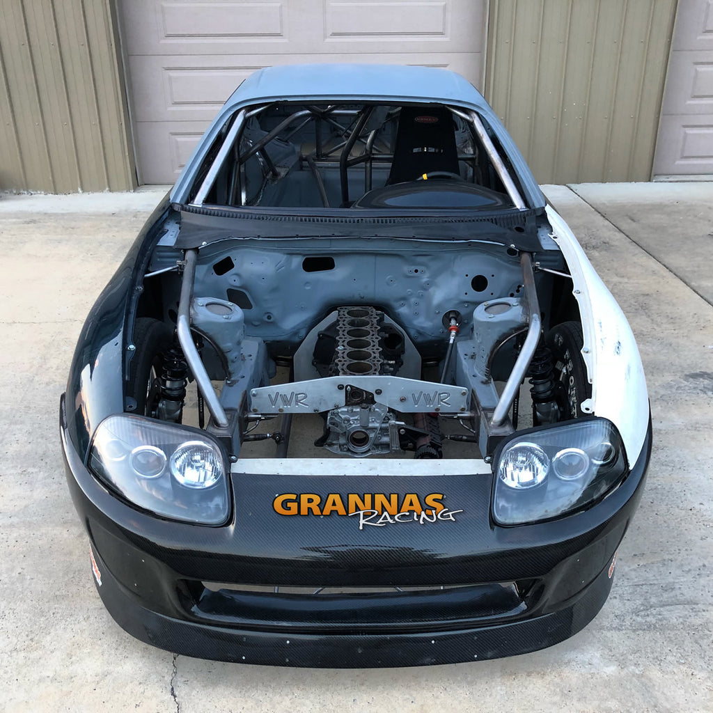 project hpattern supra grannas racing 6speed v160 t56 magnum dogbox gr1000f