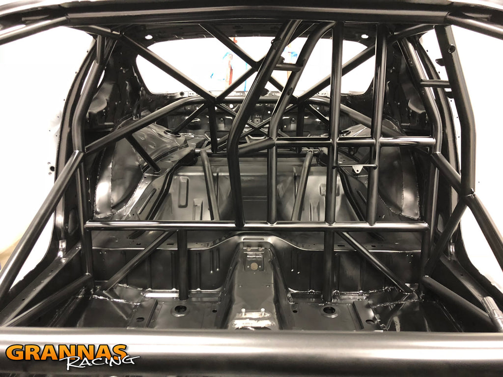 grannas racing 6speed chassis supra cage chromoly precision chassis