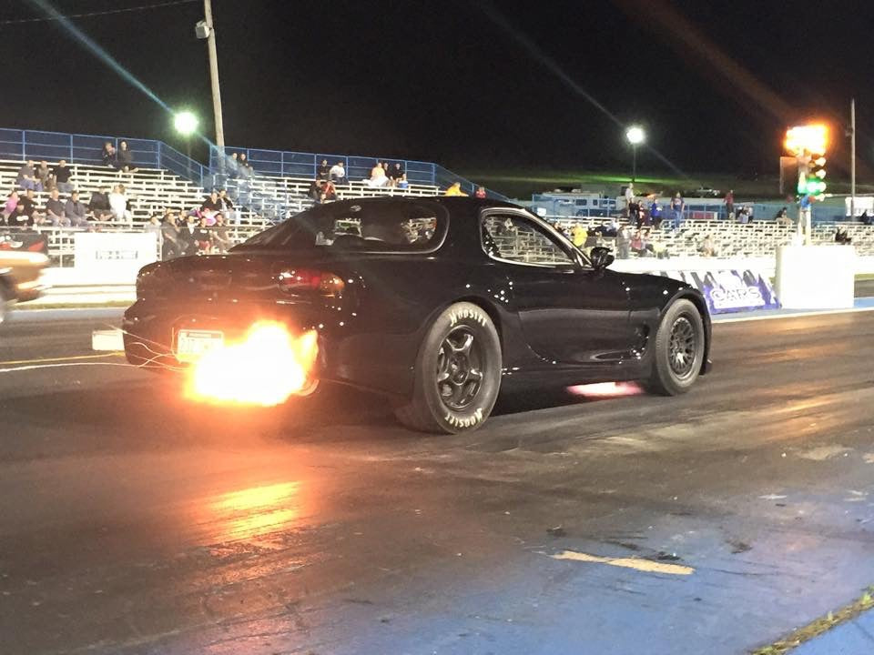 grannas racing 2jz swapped rx7 fd3s