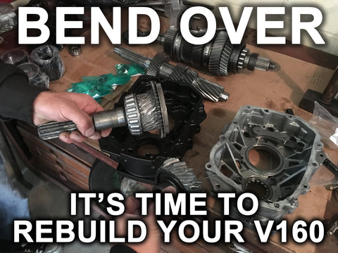 How much will your V160 rebuild cost? – Grannas Racing