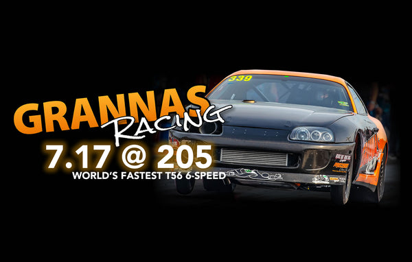 Worlds Fastest T56 - Worlds Fastest 6-speed transmission - Supra MKIV JZA80 Grannas Racing