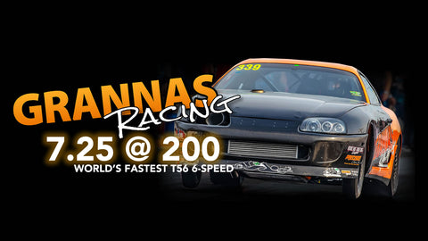 Grannas Racing T56 6-speed world record