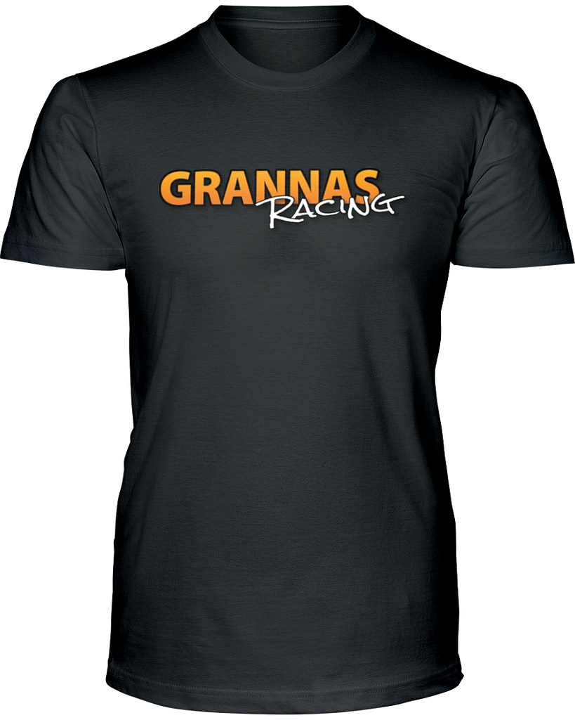 Grannas Racing - White Supra T-Shirt