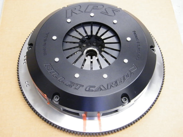 RPS Twin Carbon Clutch for V160 or T56 Magnum (Supra / 2JZ)