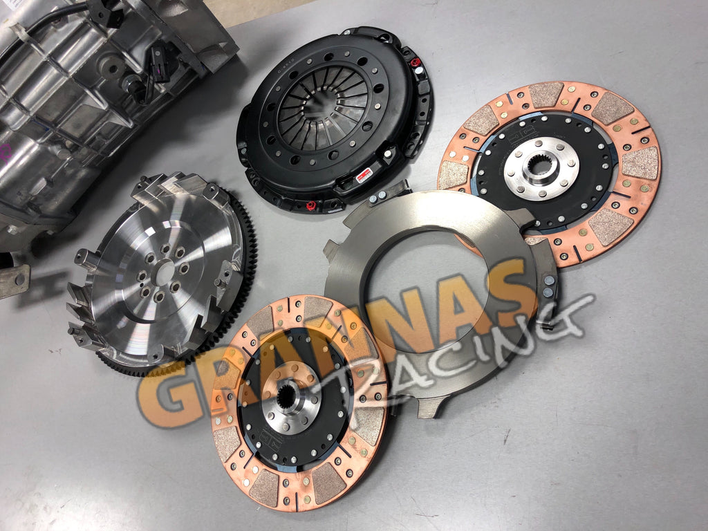 Competition Clutch MPC Twin Disc Stage 3 - 2JZ to T56Magnum or V160 Supra IS300 SC300 GS300