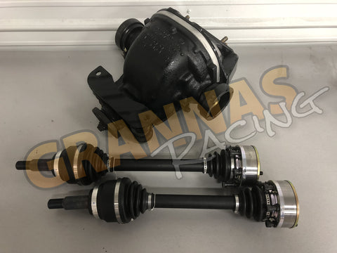 Subaru BRZ Scion FRS Toyota GT86 Ford 8.8 IRS rear end swap kit