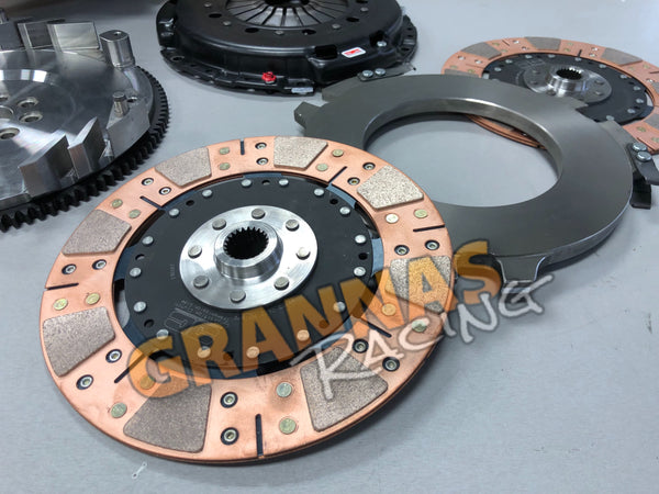 Competition Clutch MPC Series Stage 3 twin disc 2JZ t56 magnum supra is300 sc300 gs300 v160 v161