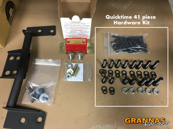 Quicktime 2JZ 41 piece hardware kit