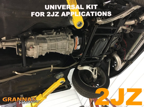 2JZ T56 Kit - Universal adapter for swaps  GR700-GR900-GR1000-GR1000F