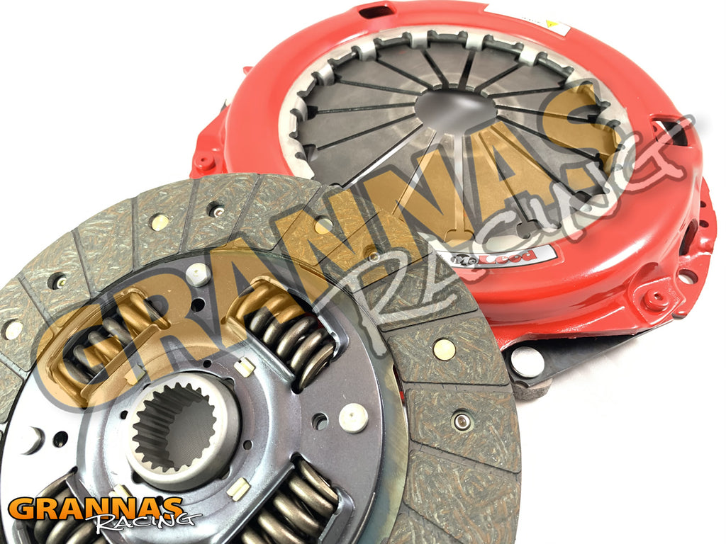 2JZ Budget Clutch - McLeod Street Tuner (Stage 1) Single Disc