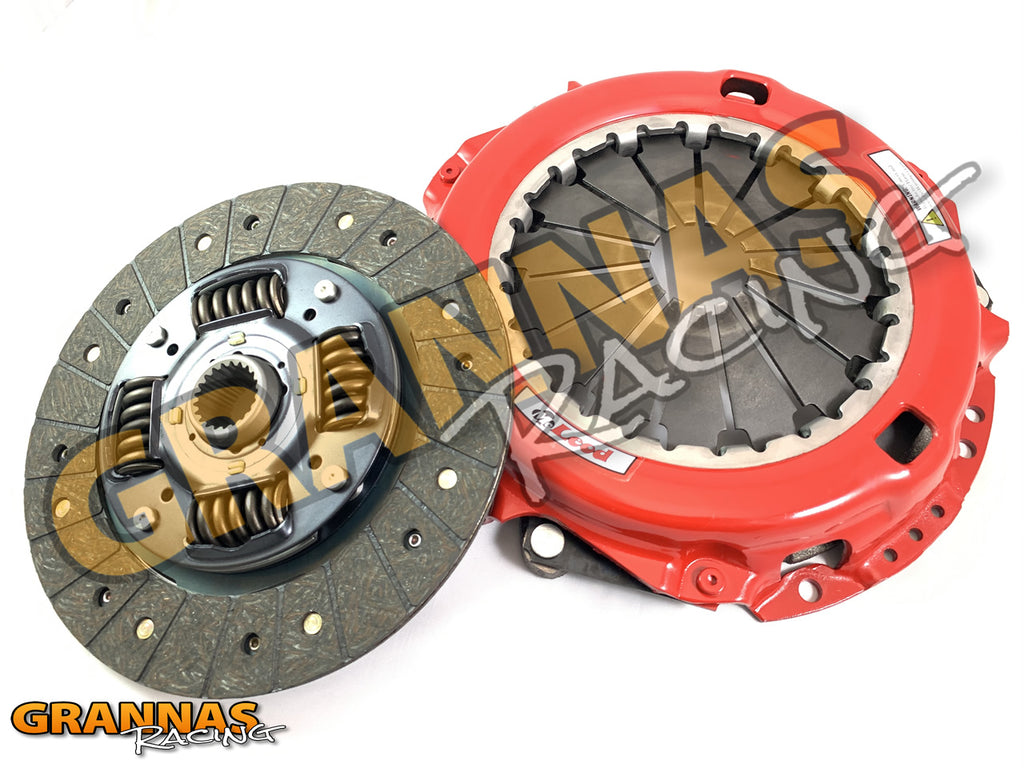 2JZ Budget Clutch - McLeod Street Elite (Stage 3) Single Disc