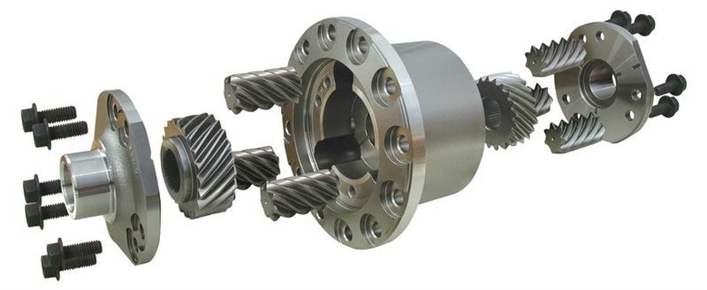 Ford 8.8 inch 31 spline LSD WITH REBUILD CLUTCH PACK