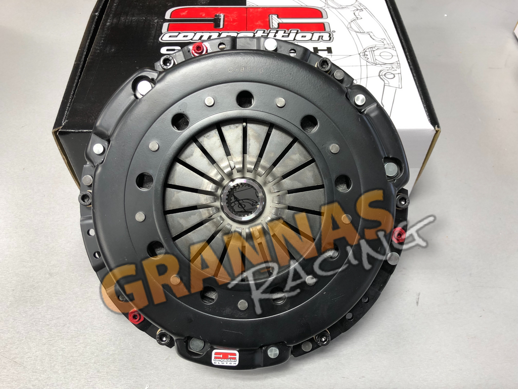 Competition Clutch MPC Twin Disc Stage 2 - 2JZ to T56Magnum or V160 Supra IS300 SC300 GS300