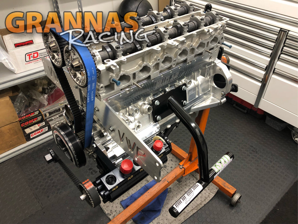 Bullet Racing Billet 2JZ Block