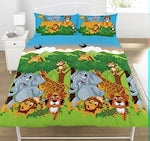 Wild Animals Bedding
