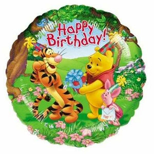 "Winnie The Pooh Tigger's Happy Birthday 18"" Party Balloon"
