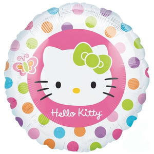"Hello Kitty Polka Dot 18"" Party Balloon"