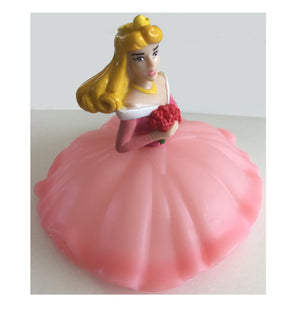Aurora Sleeping Beauty Cake Topper - Shown with No Light