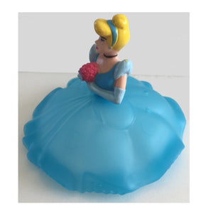 Cinderella Cake Topper - Shown with No Light