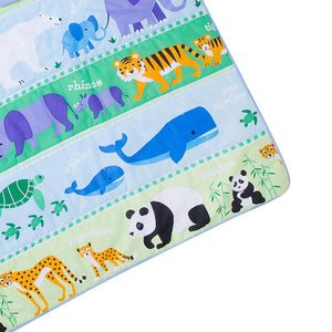 Olive Kids Wild Animals Comforter