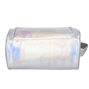 Holographic Toiletry Bag