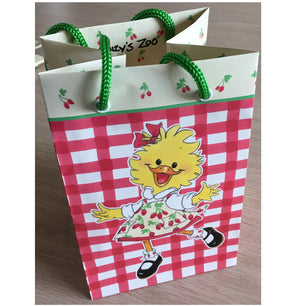 Suzy's Zoo Suzy's Strawberry Kitchen Small Gift Bag