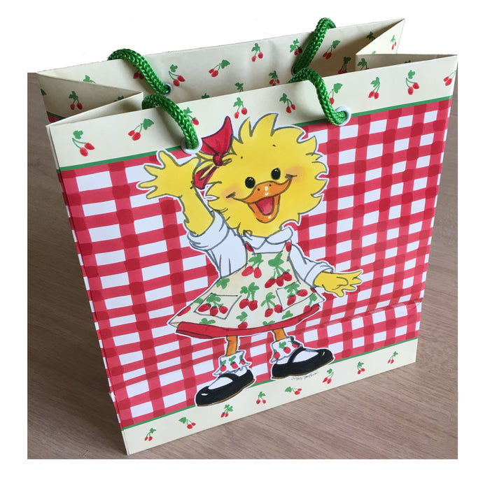 Suzy's Zoo Suzy's Strawberry Kitchen Gift Bags