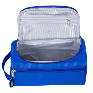 Deep Blue Toiletry Bag