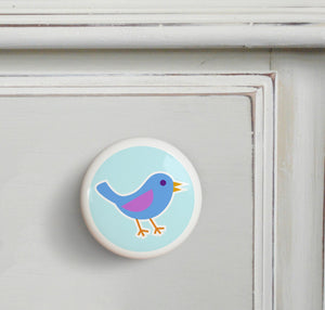 Bluebird Drawer Knob