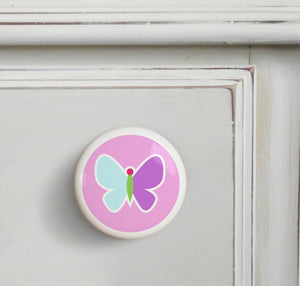 Butterfly Drawer Knob