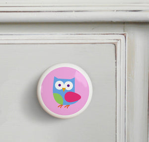 Owl Drawer Knob
