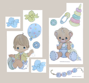 Boy Decals