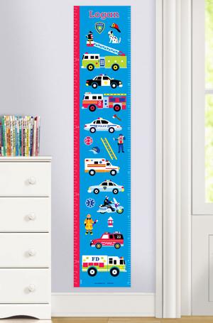 Self-Adhesive Growth Chart