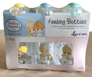 Precious Moments Angels 3-Pack Bottles
