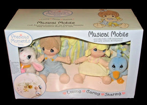 Precious Moments Musical Mobile