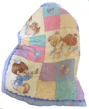 Precious Moments Babies Bedding Comforter Front