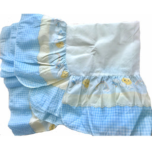 Precious Moments Crib Bed Skirt