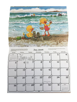 Collector's Suzy's Zoo Appointment Wall Calendars 2007 2009 2011 2012