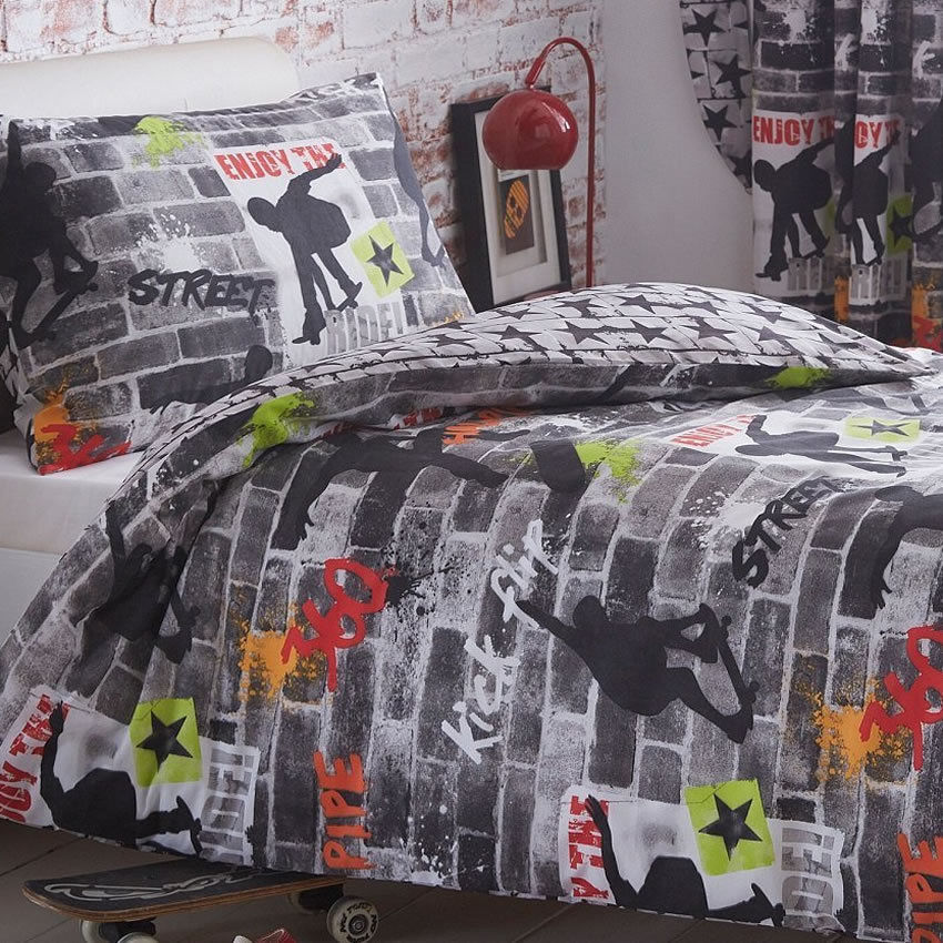 Skateboard / Extreme Sports Bedding