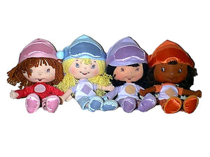 Strawberry Shortcake Pajama Party Glow In the Dark Doll Line - Collect Them All!