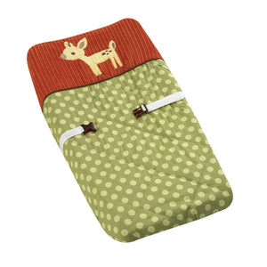 Baby Deer Changing Pad Cover