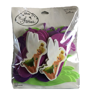 Tinkerbell Foam Kit Party Favor Activity Kit 4 CT