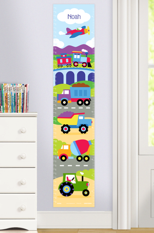 Peel & Stick Growth Chart