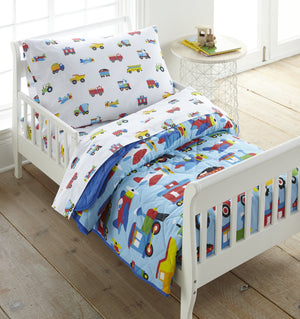 Toddler Bed in a Bag Set